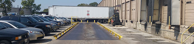 Alsip IL truck scale