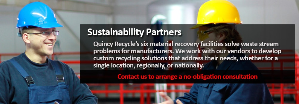 Sustainability Partners - Quincy Recycle