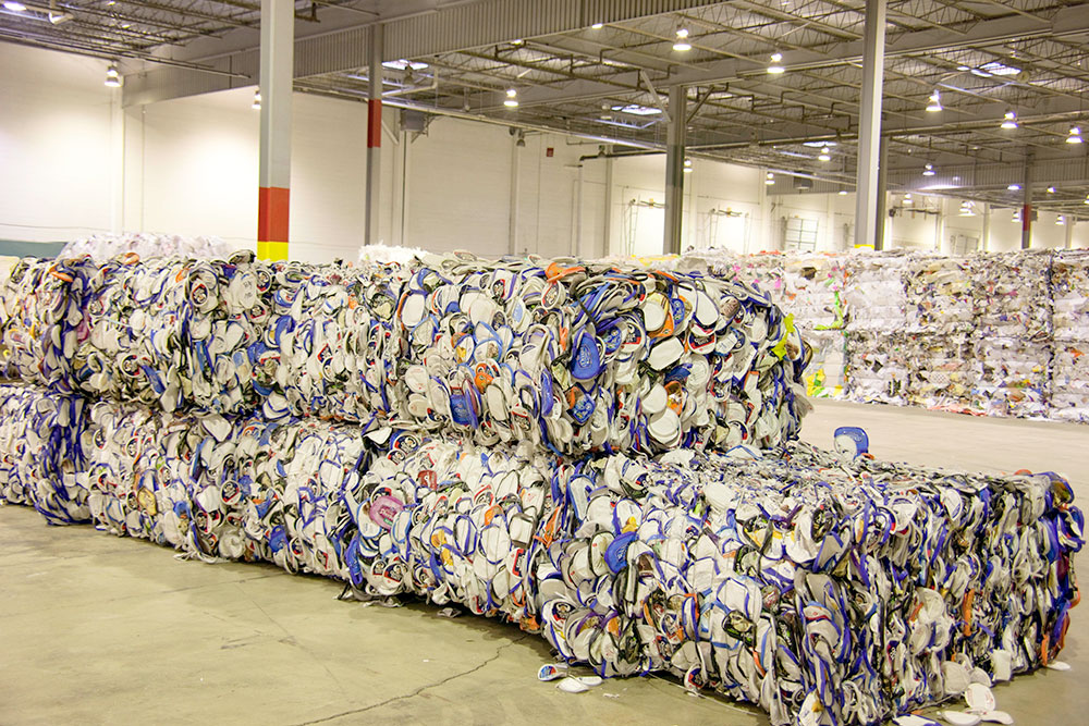 B2B Plastic Scrap Recycling
