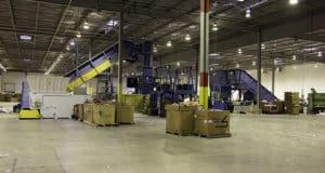 B2B Recycling in Fort Wayne Indiana region.