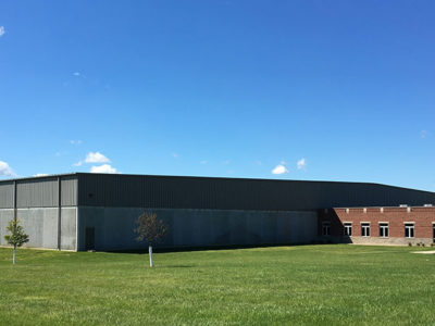 Quincy Recycle Facility Cedar Rapids Iowa