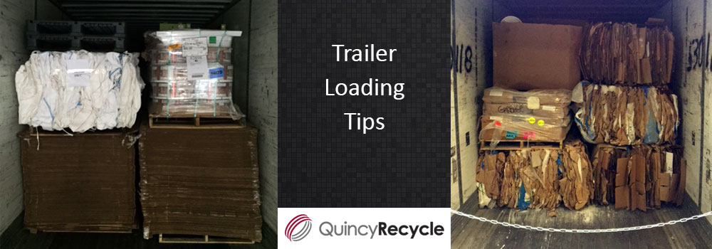 Semi trailer loading tips