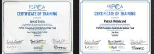 FSPCA Certifications