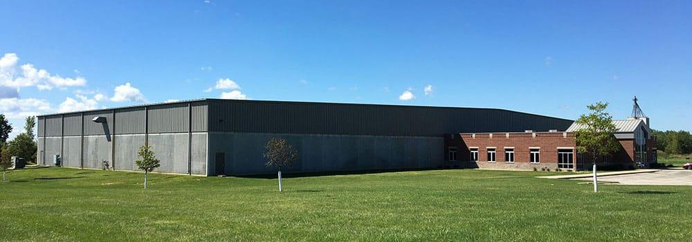 Cedar Rapid Iowa Recycling Facility