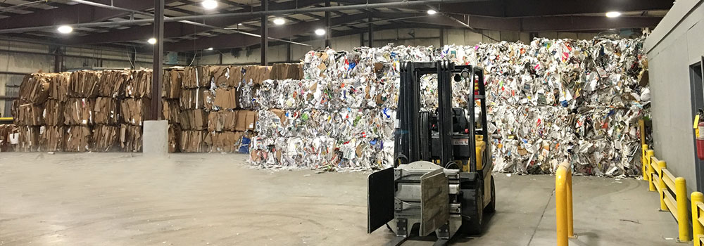St Louis B2B Recycling Plant