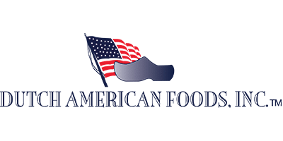 Dutch American Foods brand logo