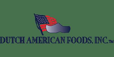 Dutch American Foods brand logo