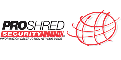 Proshred Security brand logo
