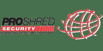 Proshred Security brand logo