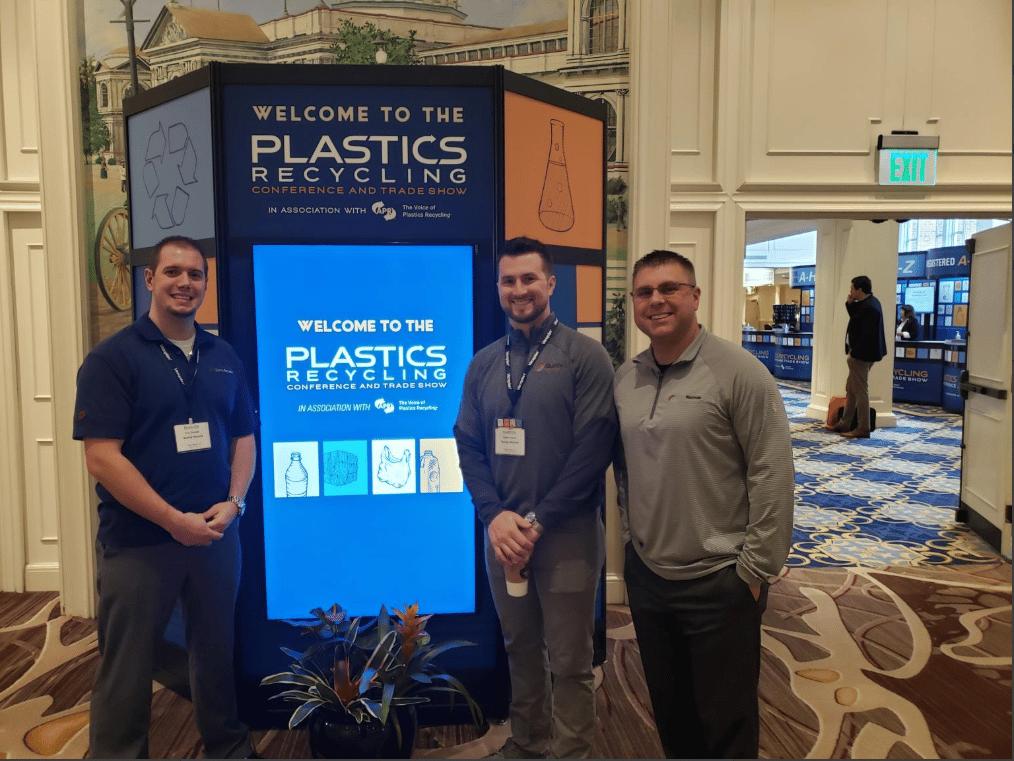 Quincy Team at Plastics Conference 2020